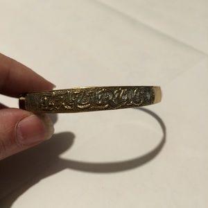 Vintage TAURUS Bangle bracelet